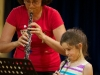 Two oboes