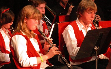 St George Players Pair of oboes